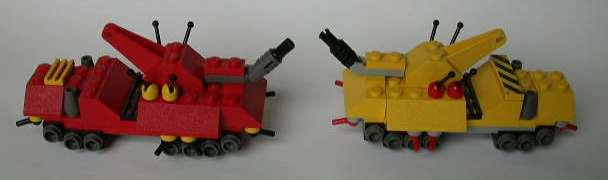 Lego Titanfall: Ogre Titan - YouTube